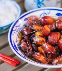 Hong Shao Rou (Red Braised Pork Belly)