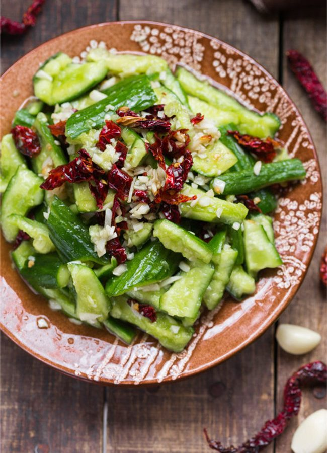 Chinese Cucumber Salad 3